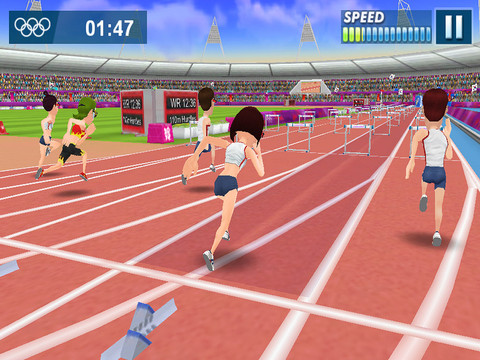 London Olympic Games 210 Top Free iPad Games 2014