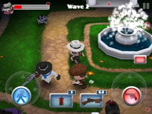 Mafia Rush 300x225 200 Free Cool iPad Games You Should All Download Right Away
