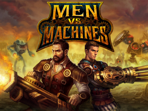 MenvsMachines 210 Top Free iPad Games 2014