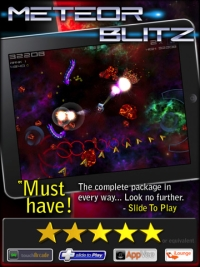 Meteor Blitz HD Free 210 Top Free iPad Games 2014