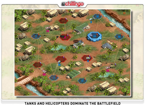 Modern Conflict 210 Top Free iPad Games 2014
