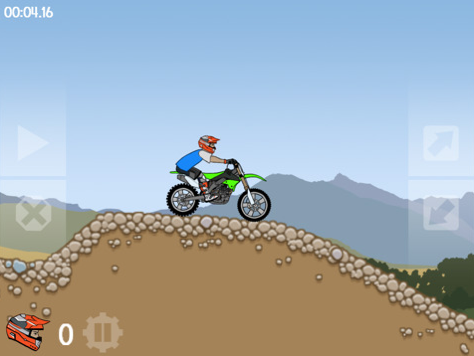 Moto X Mayhem Light 210 Top Free iPad Games 2014