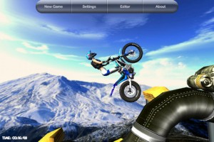 Motorbike HD 300x200 210 Top Free iPad Games 2014