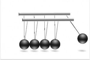 Newton Cradle 300x200 28 Free Cool iPad Games You Should All Download Right Away