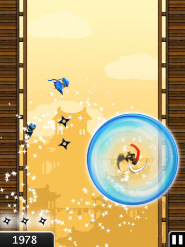 NinJump HD 210 Top Free iPad Games 2014