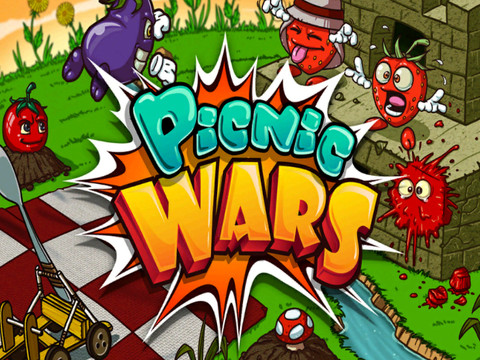 Picnic Wars HD 210 Top Free iPad Games 2014