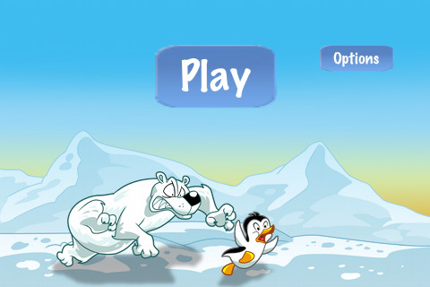 Racing Penguin Flying 210 Top Free iPad Games 2014