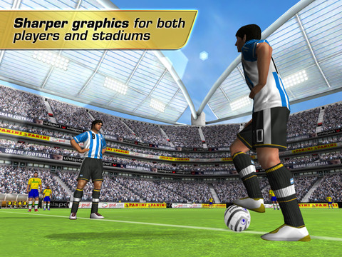 Real Football 210 Top Free iPad Games 2014