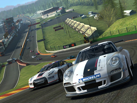 Real Racing 3 210 Top Free iPad Games 2014