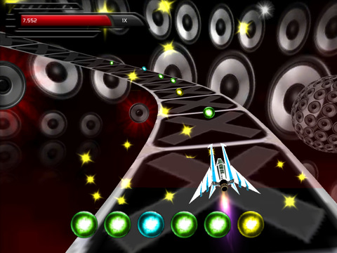 Rhythm Racer 2 HD 210 Top Free iPad Games 2014