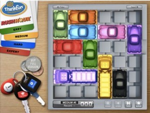Rush Hour - free games for Ipad