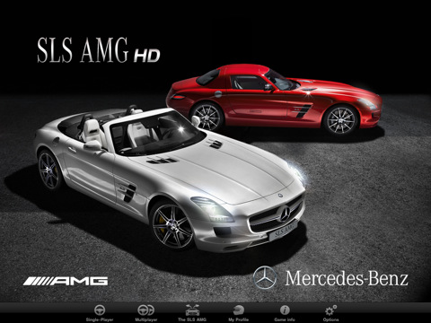 SLS AMG HD 210 Top Free iPad Games 2014
