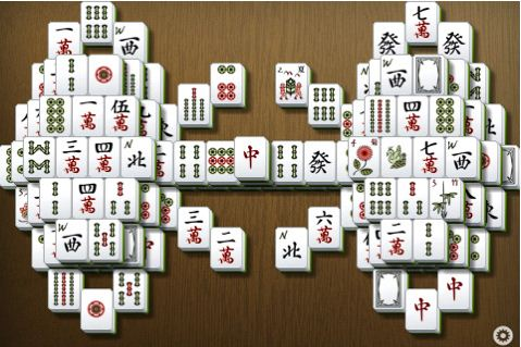 Shanghai Mahjong 210 Top Free iPad Games 2014