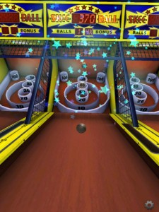 Skee Ball HD 225x300 200 Top Free iPad Games 2014