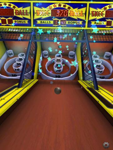 Skee Ball HD 210 Top Free iPad Games 2014