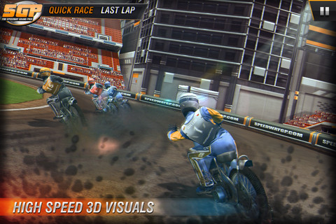 Speedway GP 210 Top Free iPad Games 2014