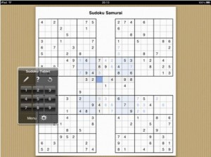 Sudoku 300x223 28 Free Cool iPad Games You Should All Download Right Away