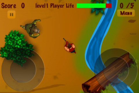 Survival Alien Invasion 210 Top Free iPad Games 2014