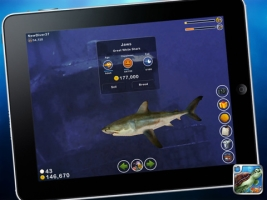 Tap Reef HD 210 Top Free iPad Games 2014