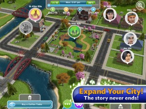 The Sims1 300x225 200 Free Cool iPad Games You Should All Download Right Away