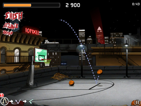 Tip Off BasketBall 210 Top Free iPad Games 2014