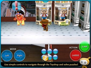 Toyshop adventures 300x225 200 Top Free iPad Games 2014