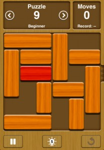 Unblock Me 208x300 200 Top Free iPad Games 2014
