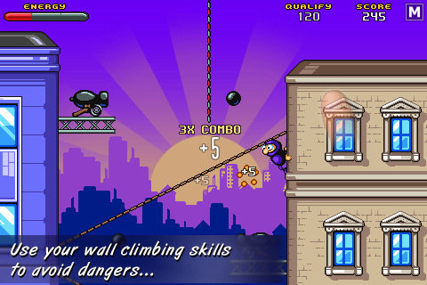 Urban Ninja 210 Top Free iPad Games 2014