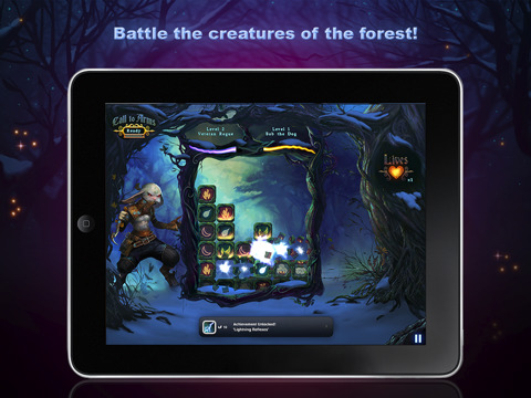 aurora feint 3 210 Top Free iPad Games 2014