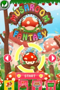 mushroom fantasy 200x300 200 Top Free iPad Games 2014