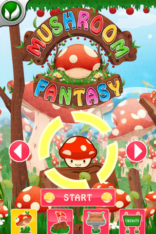 mushroom fantasy 210 Top Free iPad Games 2014