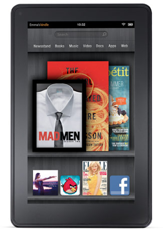 amazon kindle fire android tablet Amazons 7 Inch Kindle Fire Tablet Officially Live: Only $199