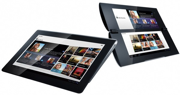 Sony S and P Tablets Now Officially Official
