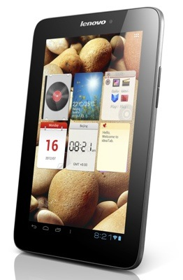 Lenovo IdeaTab A2107 and IdeaTab S2110 Android 4.0 Tablets Officially Announced