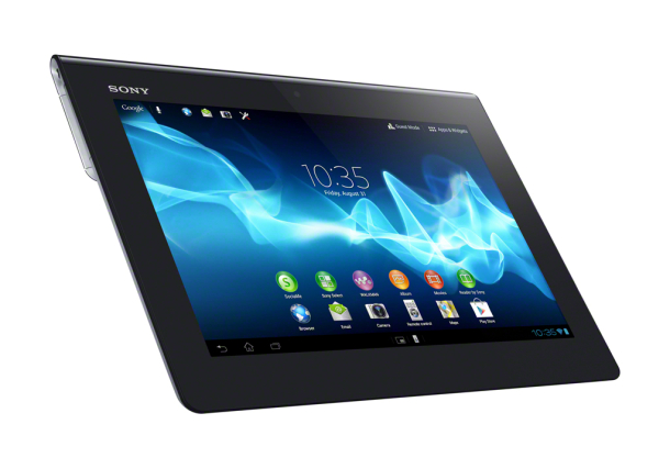 Sony Xperia Tablet S Now Official, Tegra 3 and ICS Onboard