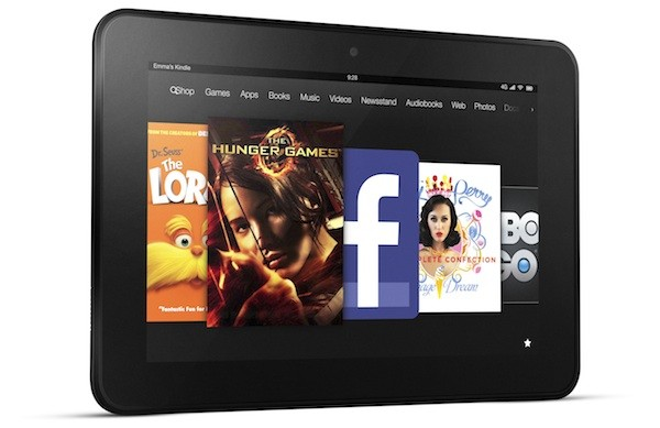 kindle fire hd tablet 6 Best Android Tablets For 2012