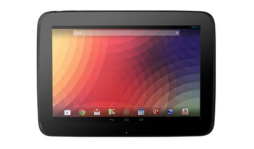 Google nexus 10 android tablet 6 Best Android Tablets For 2012