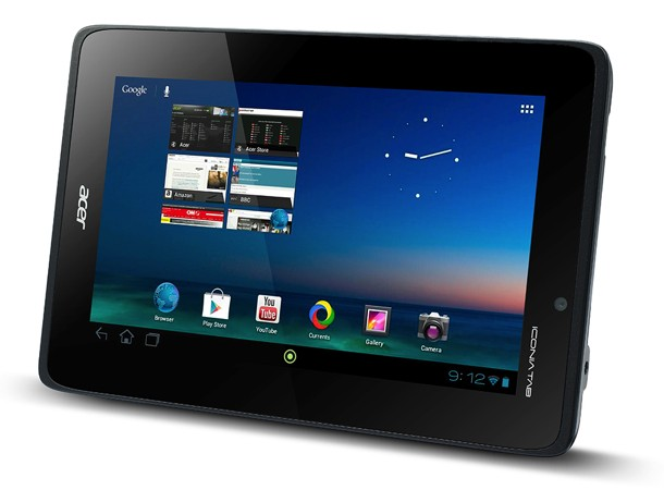 Acer To Release The Iconia Tab A110 Stateside On October 30