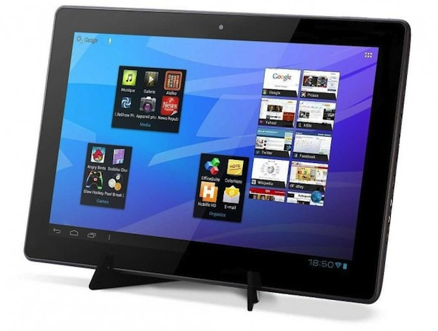 Archos' New 13.3-inch FamilyPad Tablet Wants You To Get All Your Family Together