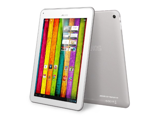 archos titanium android tablet Archos 97 Titanium HD Tablet Breaks Cover with Retina Display and Android 4.1 Jelly Bean On Board
