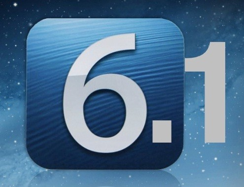 Apple iOS 6.1 update Apple Rolls Out iOS 6.1 Brings LTE Support To 36 Additional Carriers and Siri Movie Ticket Booking