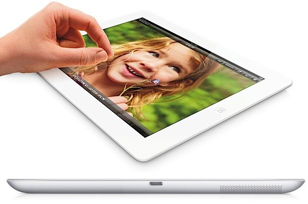 ipad 4 tablet Apple Unveils 128GB iPad with Retina Display, Starting at $799
