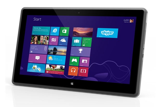 vizio windows8 tablet pc Vizio Launches a New 11.6 inch Windows 8 Tablet, With AMD Processor On Board