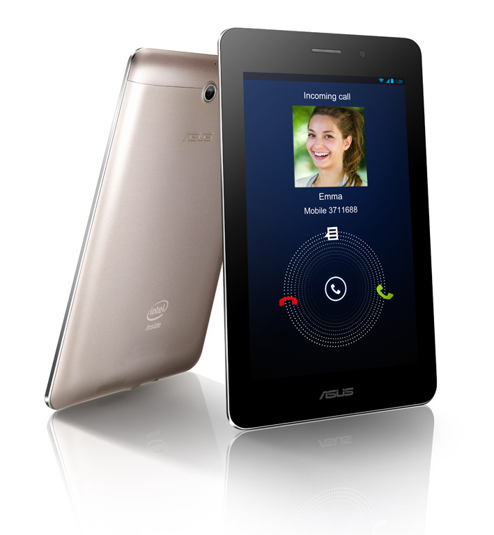Asus FonePad tablet ASUS Officially Announces The FonePad: A 7 inch Tablet with Phone Capabilities