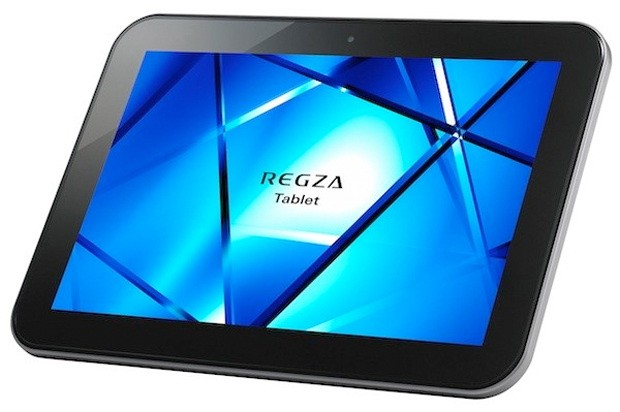Toshiba REGZA Tablet AT501 Toshiba Announces 10.1 Inch REGZA Tablet AT501