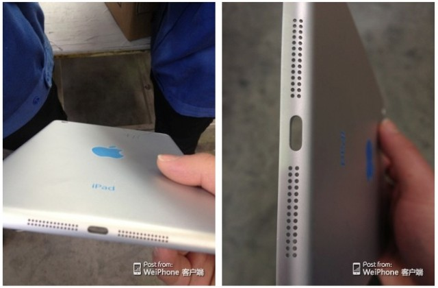 Alleged iPad Mini 2 Device Shows Up Online