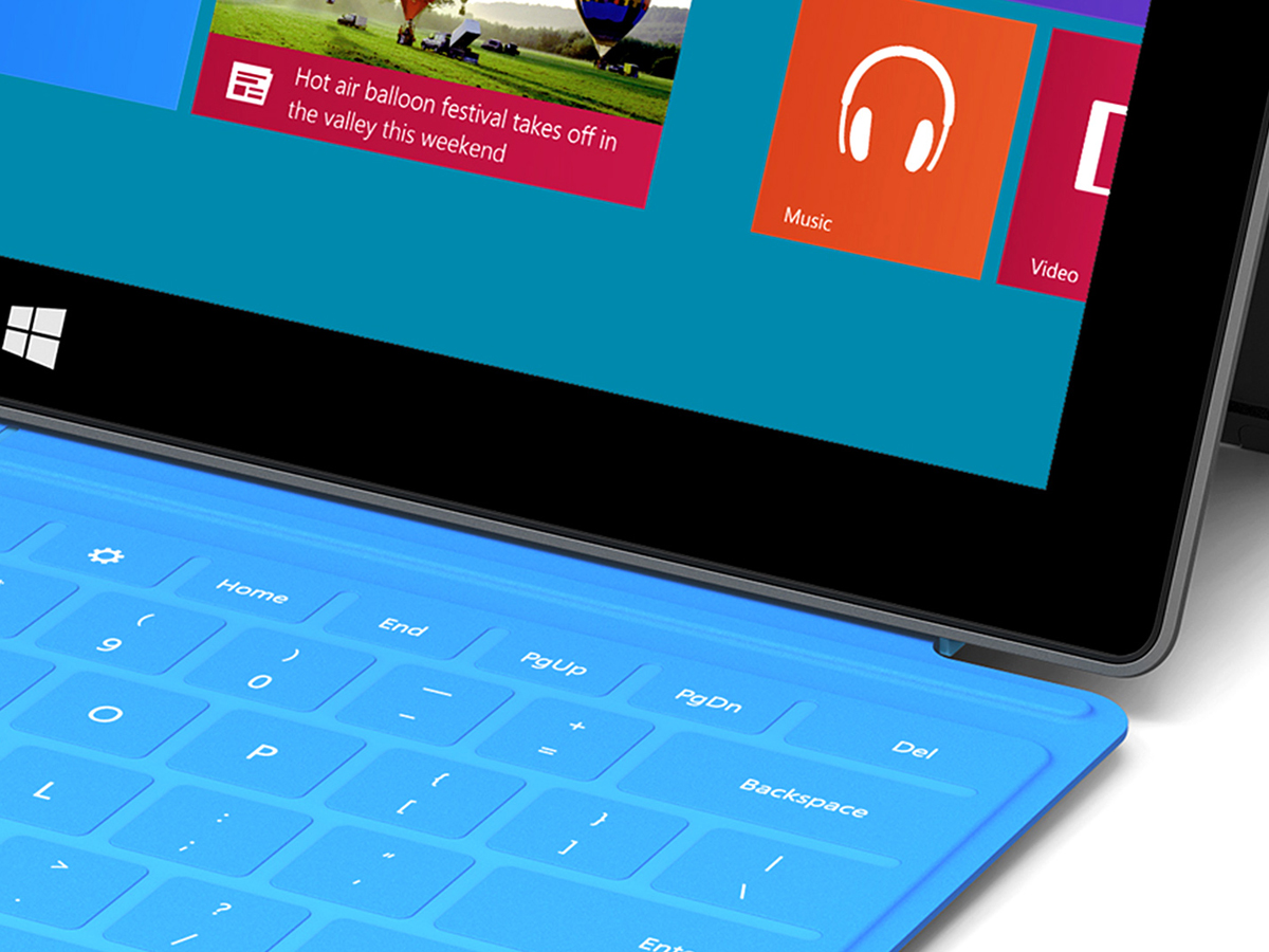 Microsoft to Announce an 8-Inch Surface Mini Tablet