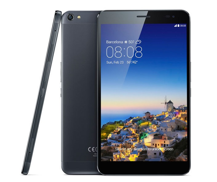 Huawei Announces 7-Inch MediaPad X1 Android Tablet: Lightest in the World!