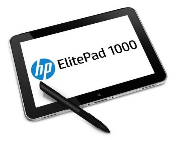 HP Unveils ProPad 600 And ElitePad 1000 Windows Business Line Of Tablets