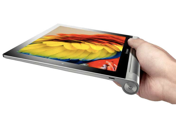 Lenovo Takes Wraps Off The Android-Powered Yoga Tablet 10 HD Plus